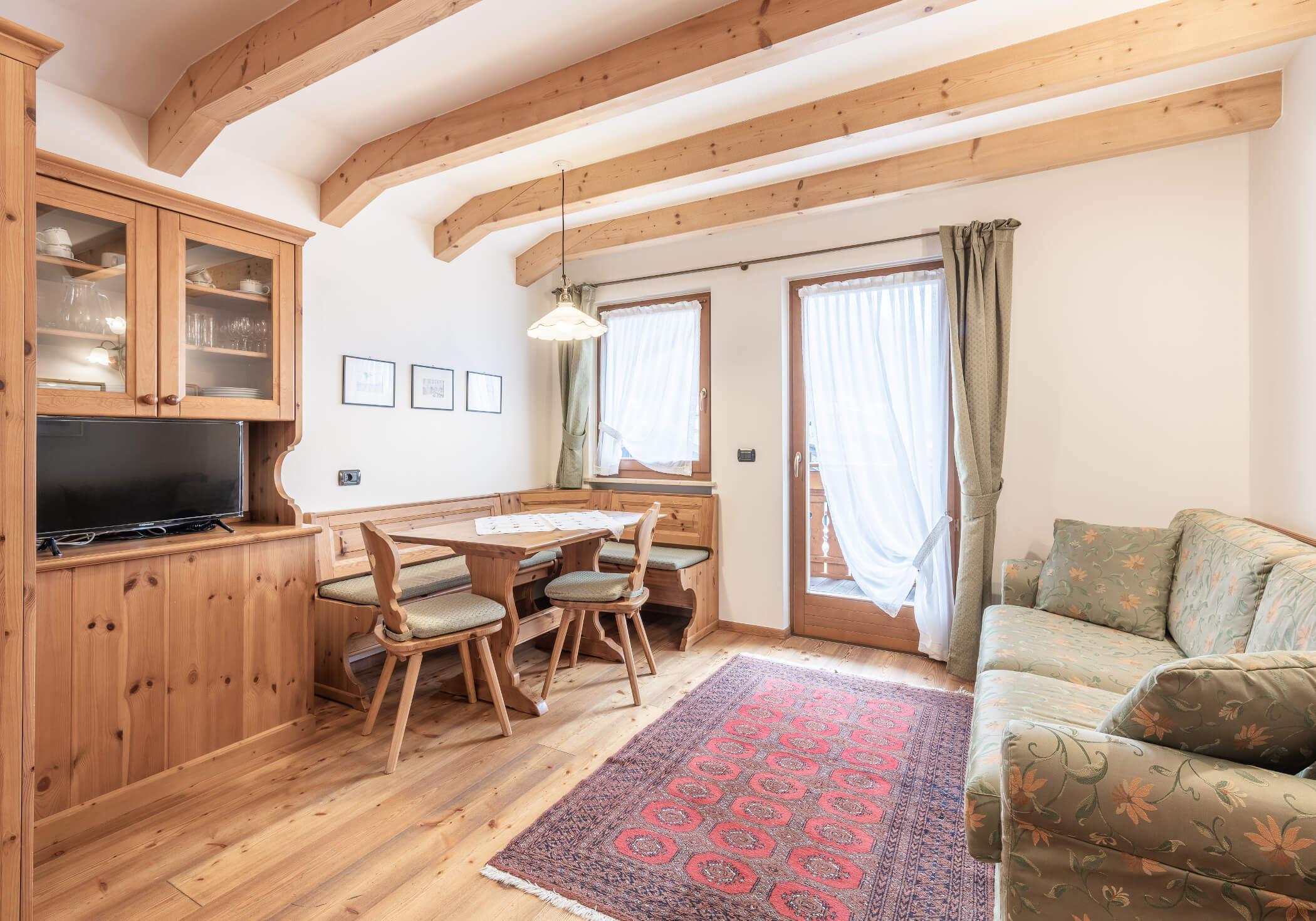 I nostri appartamenti a Dobbiaco - Residence Mairhofer